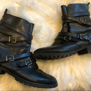 American Eagle Outfitters Vintage Leather boots